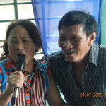 Lê Thanh & Phu nhân