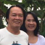 Trần gia Khánh và phu nhân