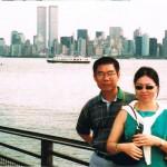 Vũ Đức Bao in New York a week before 09/11/2001