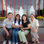 Nguyen Cong Sinh 243 family